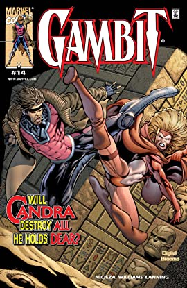 Gambit (1999-2001) #14