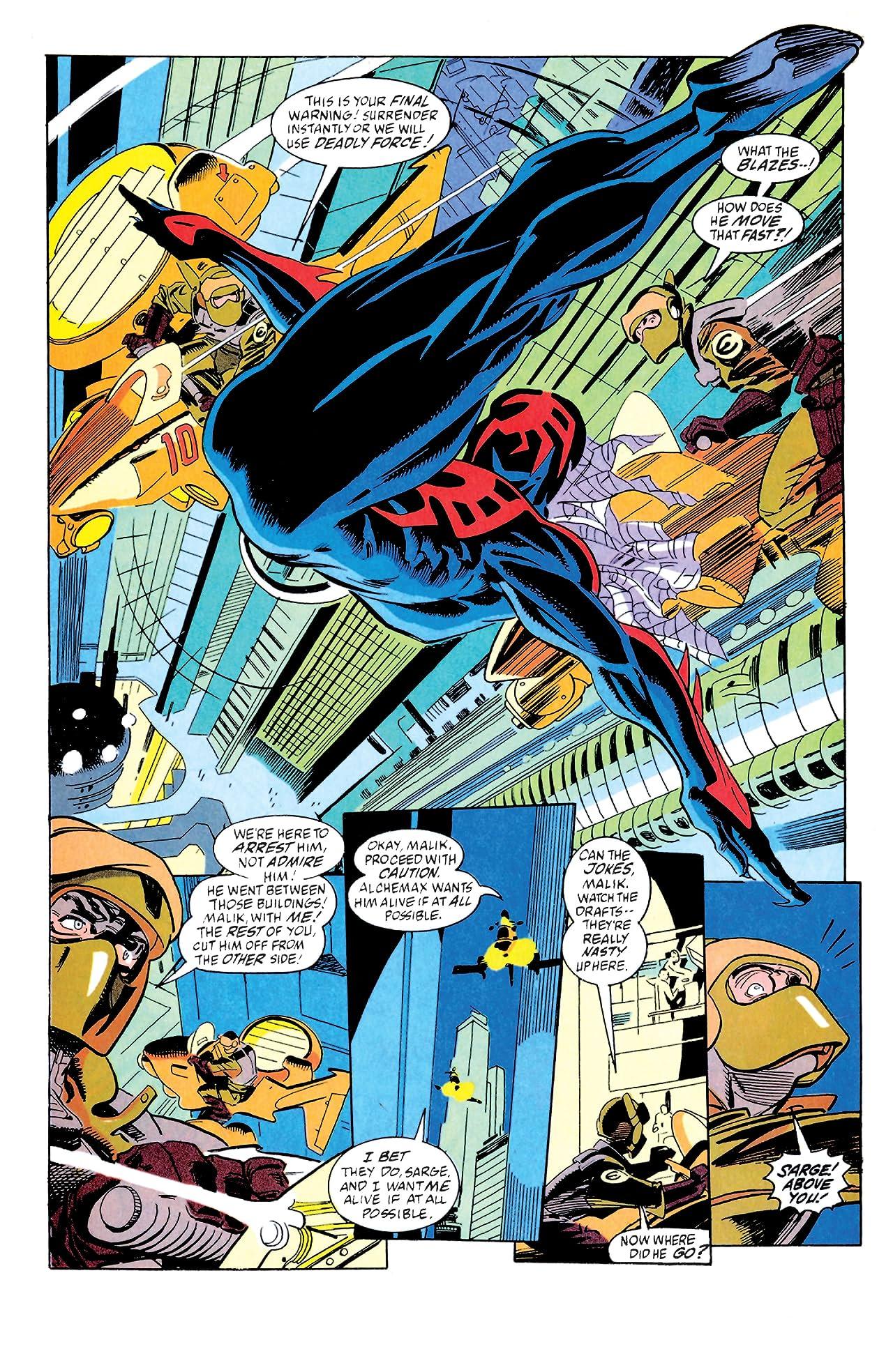 Spider-Man 2099 Vol. 1