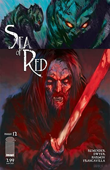 Sea Of Red #12