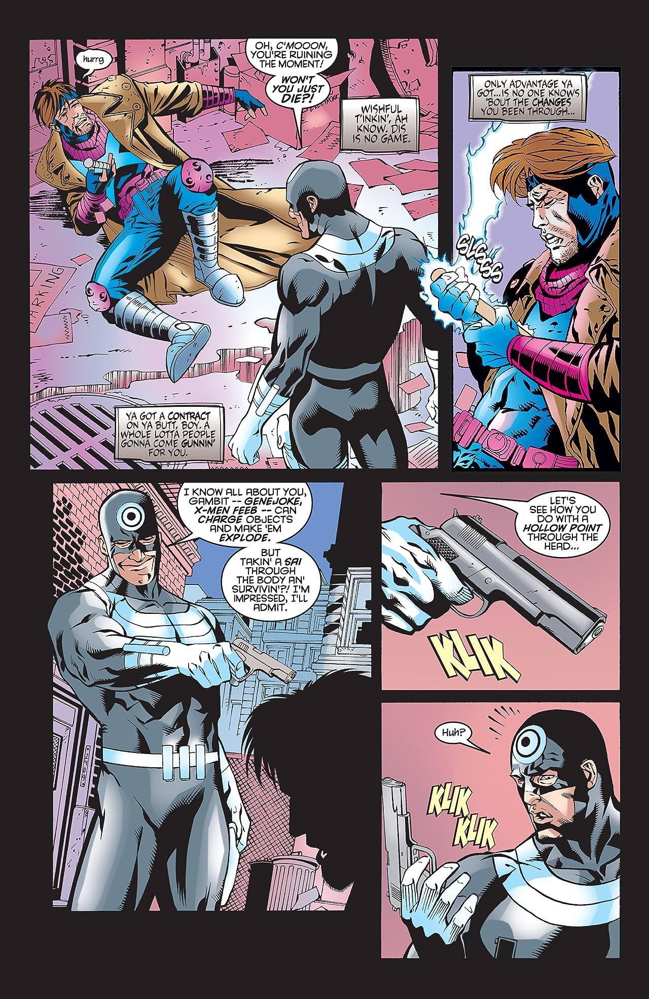 Gambit (1999-2001) #17