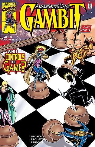 Gambit (1999-2001) #18