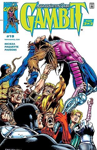 Gambit (1999-2001) #19