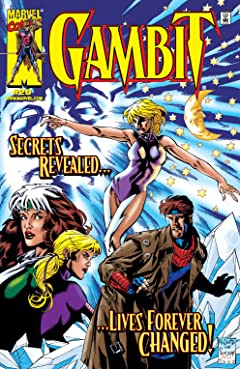 Gambit (1999-2001) #20