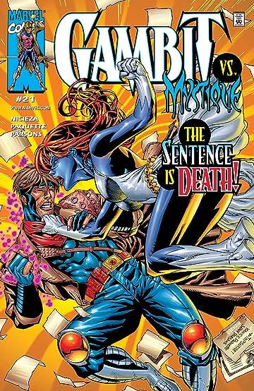 Gambit (1999-2001) #21