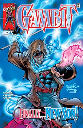 Gambit (1999-2001) #24
