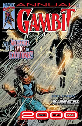 Gambit Annual 2000 #1