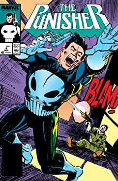 The Punisher (1987-1995) No.4
