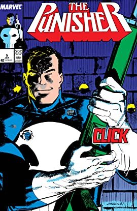 The Punisher (1987-1995) #5