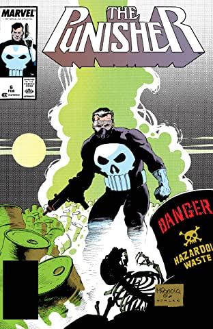 The Punisher (1987-1995) No.6