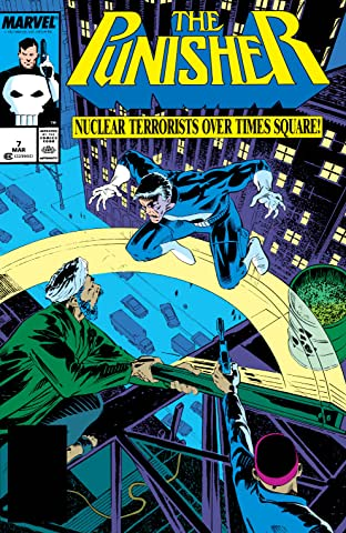 The Punisher (1987-1995) #7