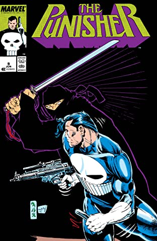 The Punisher (1987-1995) No.9