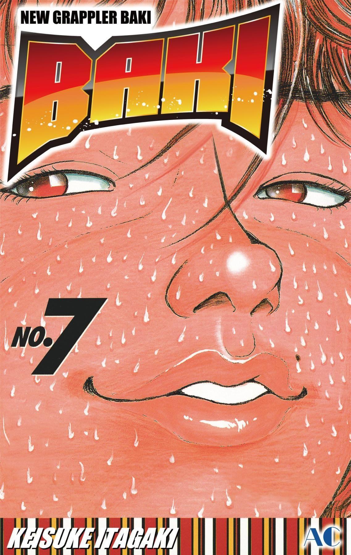 BAKI Vol  7 - Comics by comiXology