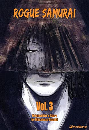 Rogue Samurai Vol. 3