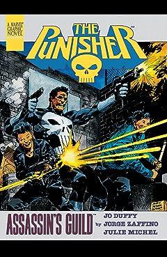 Marvel Graphic Novel #40: The Punisher: Assassin's Guild