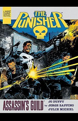 Marvel Graphic Novel No.40: The Punisher: Assassin's Guild