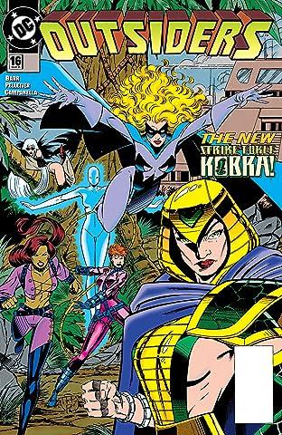 Outsiders (1993-1995) #16
