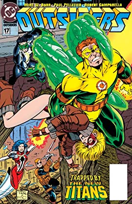 Outsiders (1993-1995) #17
