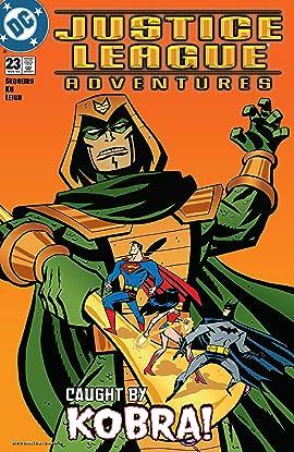 Justice League Adventures (2001-2004) No.23