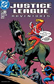 Justice League Adventures (2001-2004) No.25
