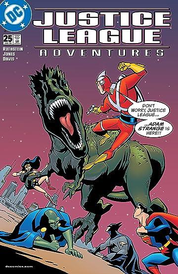 Justice League Adventures (2001-2004) #25