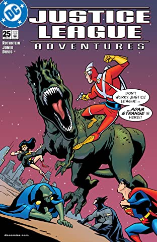 Justice League Adventures (2001-2004) #25
