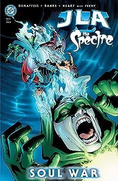JLA/Spectre: Soul War (2003) #1