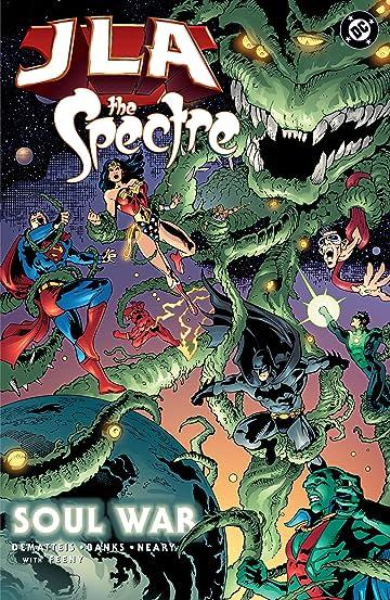 JLA/Spectre: Soul War (2003) #2