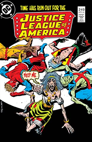 Justice League of America (1960-1987) #249