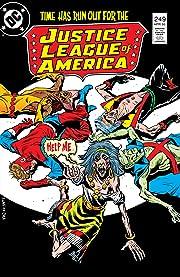 Justice League of America (1960-1987) #249