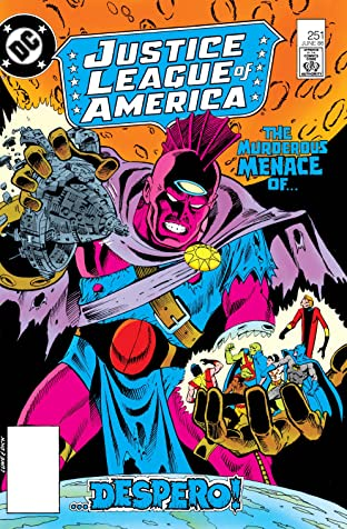 Justice League of America (1960-1987) #251