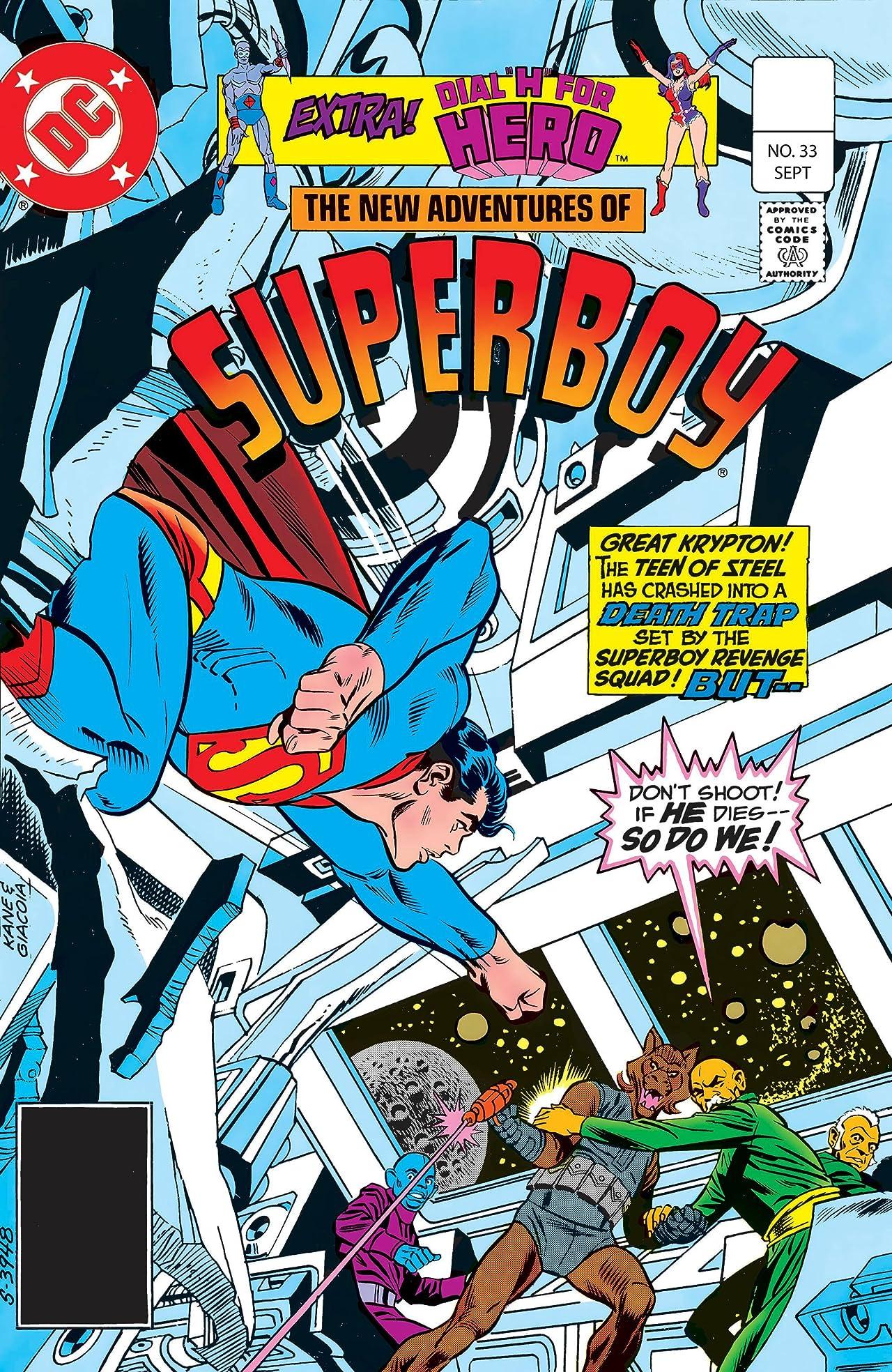 New Adventures of Superboy (1980-1984) #33