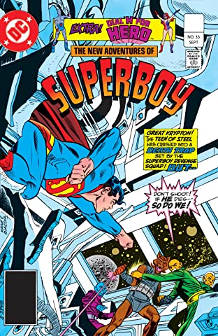 New Adventures of Superboy (1980-1984) #33