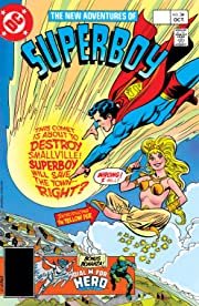 New Adventures of Superboy (1980-1984) #34