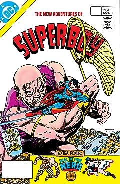 New Adventures of Superboy (1980-1984) #35