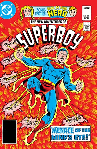 New Adventures of Superboy (1980-1984) #36