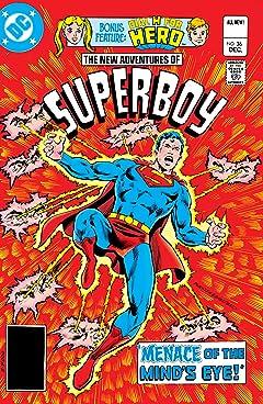 New Adventures of Superboy (1980-1984) #36