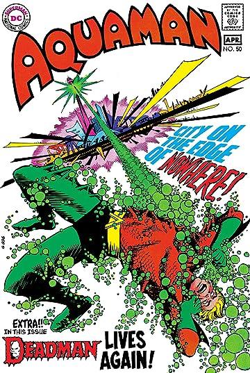 Aquaman (1962-1978) #50
