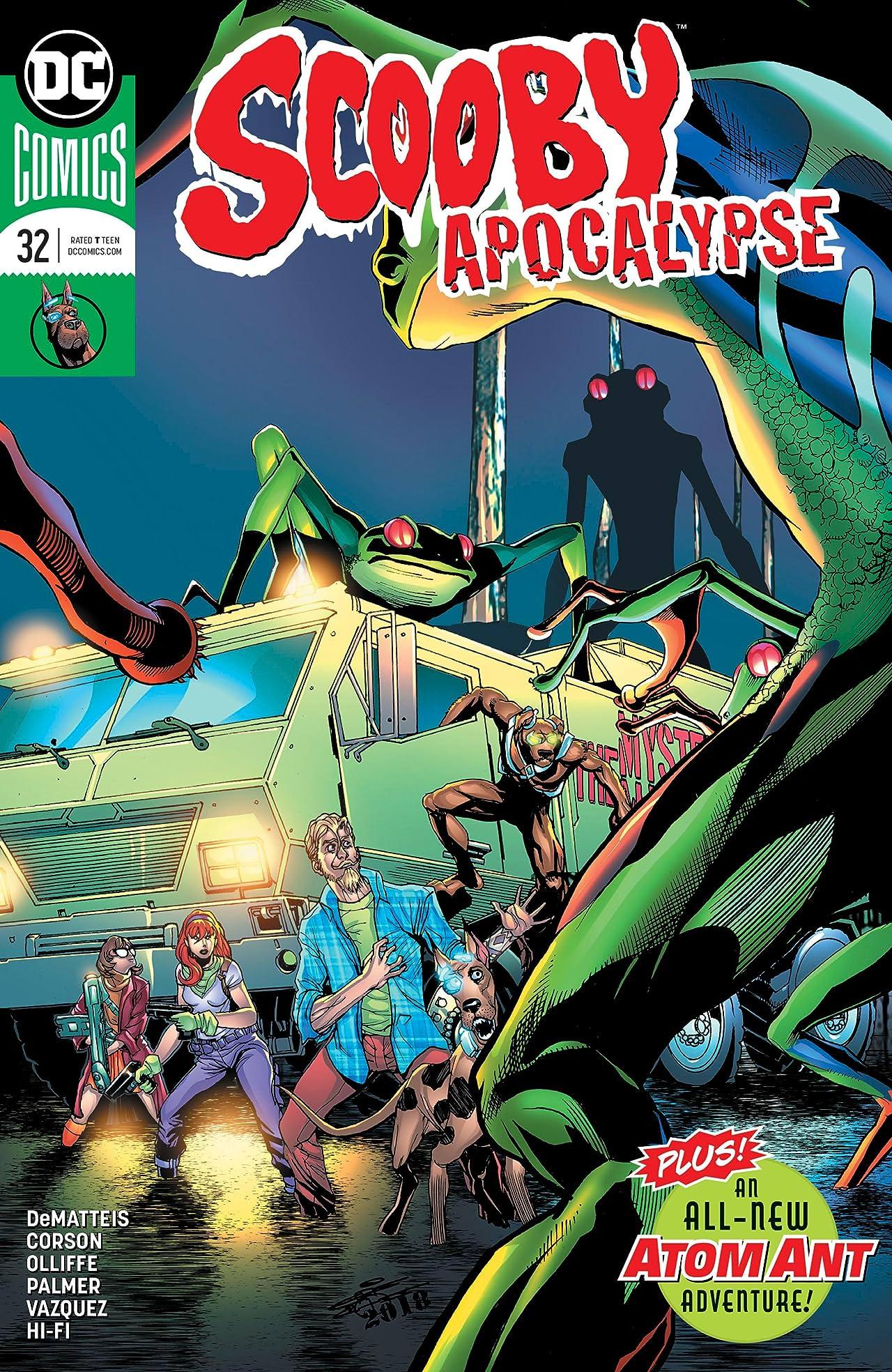 Scooby Apocalypse (2016-) No.32