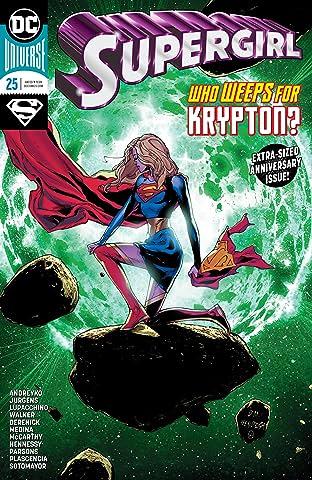 Supergirl (2016-) #25