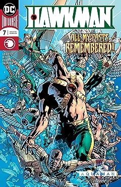 Hawkman (2018-) #7