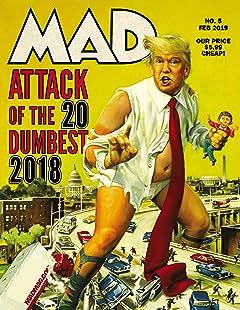 MAD Magazine (2018-) #5