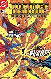 Justice League Adventures (2001-2004) No.24