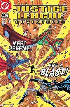 Justice League Adventures (2001-2004) #24
