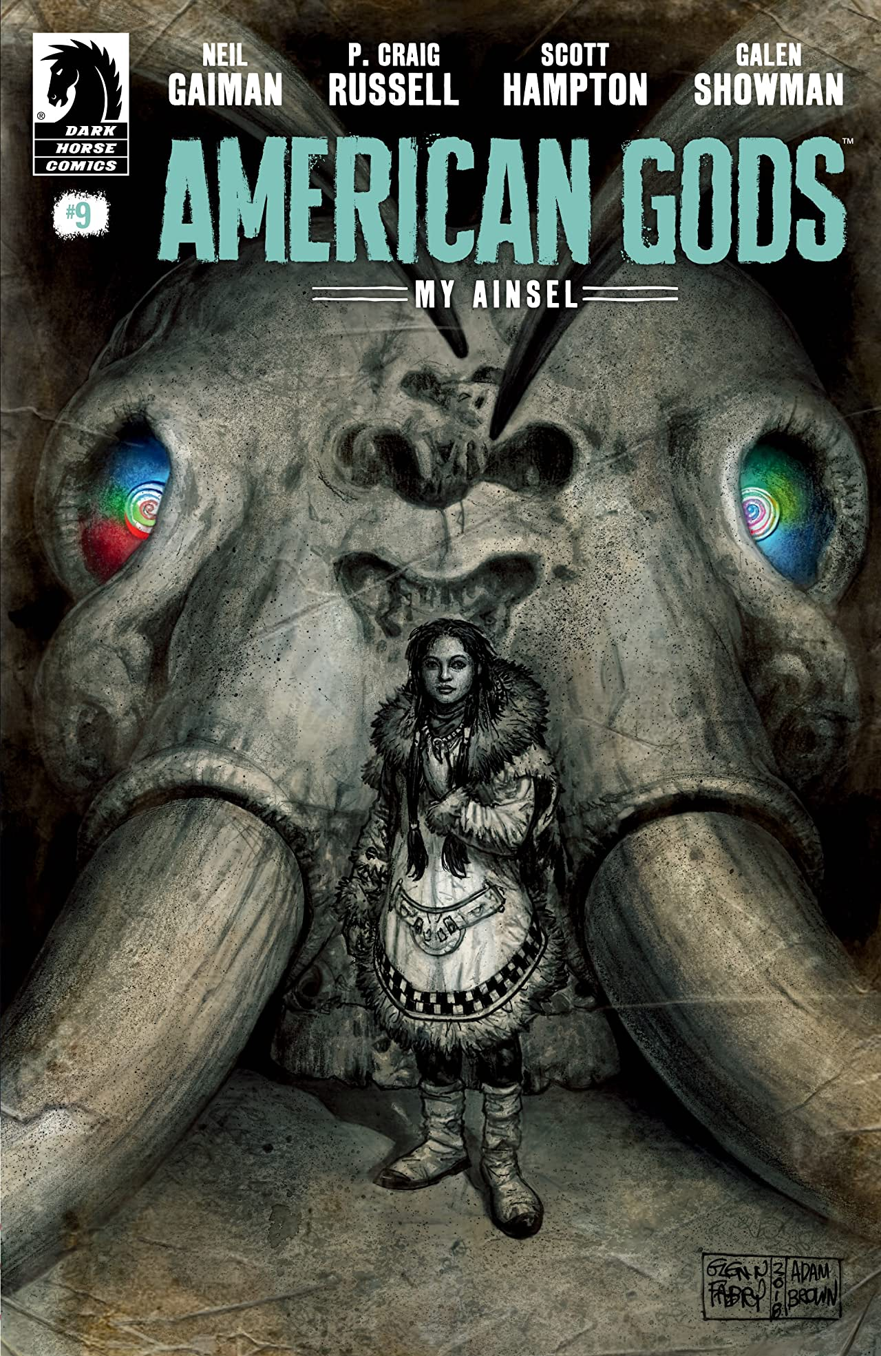 American Gods: My Ainsel No.9