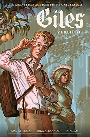 Buffy the Vampire Slayer, Staffel 11 Tome 3: Giles - Verliebt