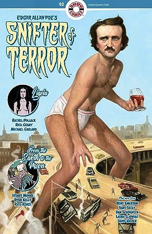 Edgar Allan Poe's Snifter of Terror No.2