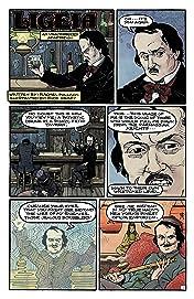 Edgar Allan Poe's Snifter of Terror #2