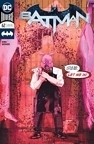 Batman (2016-) No.62