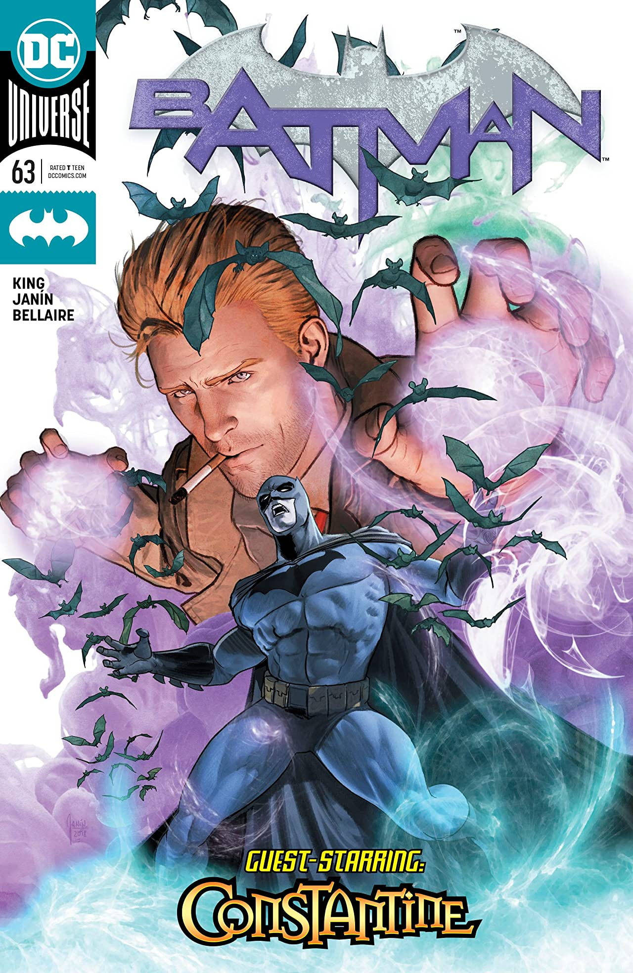 Batman (2016-) No.63