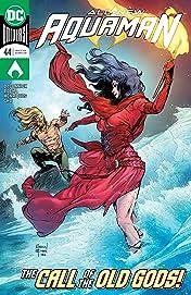 Aquaman (2016-) #44